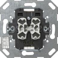 Gira KNX Drukcontact-busaankoppelaar tweevoudig met éénpuntsbediening