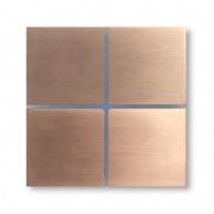 Basalte Sentido front - quad - soft copper