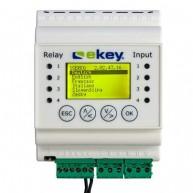 Ekey Home CP DRM 2 bedieningspaneel DIN-rail met 2 relais