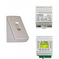 Ekey Home set WM DRM1 scanner wandmontage met bedieningspaneel 1 relais en voeding