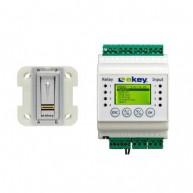 Ekey Home set OM I DRM 1 buitenscanner met bedieningsspaneel 1 relais