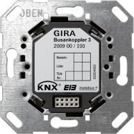 Gira KNX busaankoppelaar 3 met temperatuursensor
