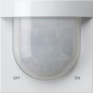 Gira KNX bewegingsmelder comfort 2,20m zuiver wit glanzend F100