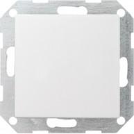Gira KNX CO2, luchtvochtigheid- en temperatuursensor zuiver wit glanzend 55