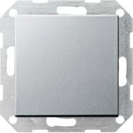 Gira KNX CO2, luchtvochtigheid- en temperatuursensor aluminium 55