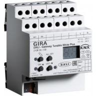 Gira KNX DALI-gateway Tunable White Plus