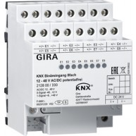 Gira KNX Binaire ingang achtvoudig 12 – 48 V AC/DC potentiaalvrij