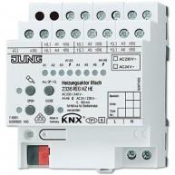 Jung KNX verwarmingsactor 230V/24V