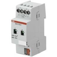 ABB Schakelactor i-bus KNX uitgang 2x16/20AX I-det DIN-rail SA/S 2.16.6.1