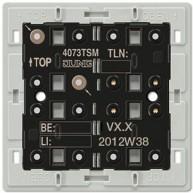 Jung KNX taster-module standaard 3-voudig
