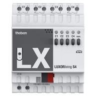 Theben LUXORliving S4 Schakelactor 4 kanaals