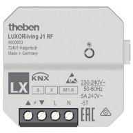 Theben LUXORliving RF jaloezieactor 1 kanaal inbouw