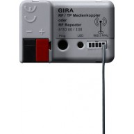 Gira KNX RF/TP mediakoppelaar / RF repeater