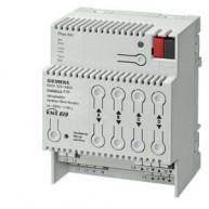 Siemens KNX Jaloeziënactor 4x AC 230V 6A