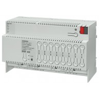Siemens KNX Jaloeziënactor 8x AC 230V 6A