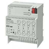 Siemens KNX/Dali Schakel-/dimactor 8 x Dali, 8 Evsa's per Dali