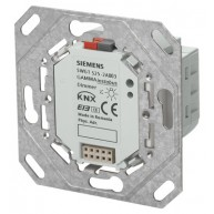 Siemens universal dimmer UP 525/03 1x 250w AC 230V with mounting frame with btm interface