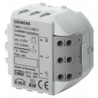 Siemens KNX Universele dimmer inbouw R,L,C last 1x 250W, AC 230V t.b.v. AP641 box RS525/23