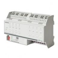 Siemens KNX Schakel-/Dimactor 8 x AC 230 V en 1 - 10 V N536DB51