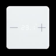 Elsner KNX ruimtetemperatuurregelaar met display