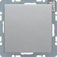 Hager KNX CO₂ / luchtvochtigheid / temperatuur sensor Q.1/Q.3 aluminium