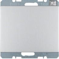 Hager KNX CO₂ / luchtvochtigheid / temperatuur sensor K.5 aluminium