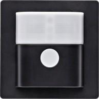 Hager KNX RF bewegingsmelder 2,2m Q.1/Q.3 antraciet soft finish