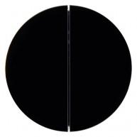 Hager KNX RF drukknop 4-voudig R.1/R.3 zwart glanzend
