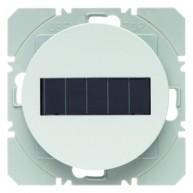 Hager KNX RF wandzender 1-voudig zonnecel R.1/R.3 polarwit glanzend