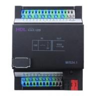 HDL M/S24.1 24 kanaals binaire ingang DIN-rail potentiaal vrij KNX