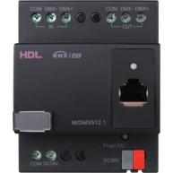HDL M/DMX512.1 KNX/DMX gateway met recorder functie