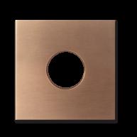 Basalte Auro wall cover - soft copper