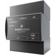 Bab-tec KNX audiomodule line out voor Logitech media server of als stand-alone media player