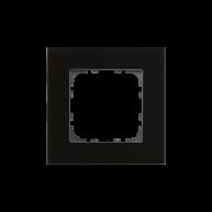MDT Glazen afdekraam voor 55 mm range 1-voudig zwart