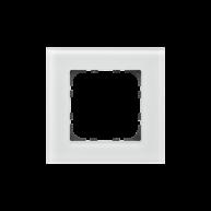 MDT Glazen afdekraam voor 55 mm range 1-voudig wit