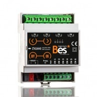 Ingenium Bes KNX combiactor 6x in / 4x uitgang 16Amp. met handbediening