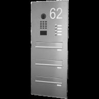 Doorbird intercom met postkast (maatwerk)