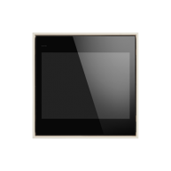 Ekinex KNX Touch & See display Zuiver wit