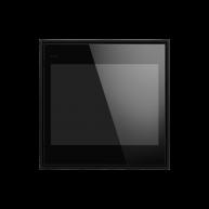 Ekinex KNX Touch & See display Zwart