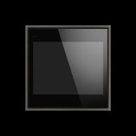 Ekinex KNX Touch & See display Nikkel