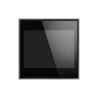 Ekinex KNX Touch & See display Titanium