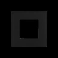 Ekinex frame t.b.v. schakelmateriaal Carbon