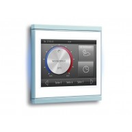 Elsner Corlo Touch KNX WL wit - chroom mat
