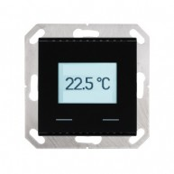 Elsner KNX T-UP Touch zwart