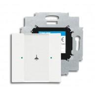 ABB Tastsensor future linear KNX sensor 1v m bau f-matwit 6125/01-884
