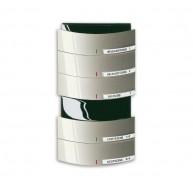 ABB Tastsensor impuls KNX Triton MF/IR 5/10v i-champagne 6320/50-79
