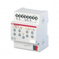 ABB Verwarmingsactor i-bus KNX verwarmingsaktor 4v DIN-r ES/S 4.1.2.1
