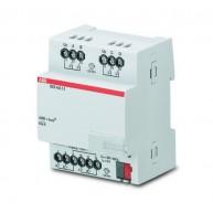 ABB I/O-module i-bus KNX Input/Output-aktor 4v DIN-rail IO/S 4.6.1.1