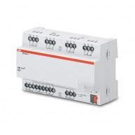 ABB I/O-module i-bus KNX Input/Output-aktor 8v DIN-rail IO/S 8.6.1.1