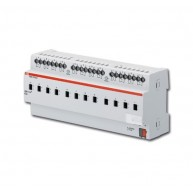 ABB Schakelactor i-bus KNX uitgang 12 x 10AX-AC1 DIN-rail SA/S 12.10.2.1